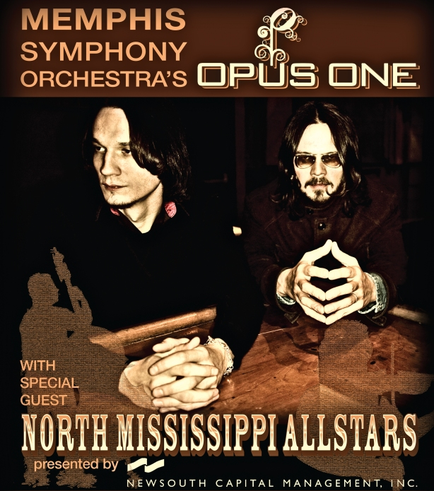 Opus One with North Mississippi Allstars