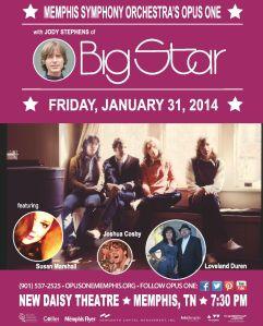 Big Star ad for program
